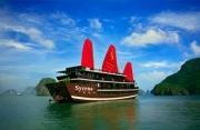 Syrena Cruise Halong Bay